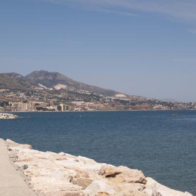 Fuengirola overview pic