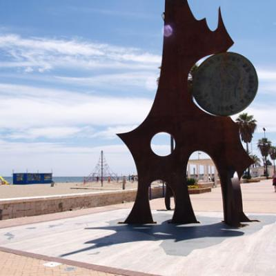 Fuengirola sculpture 53