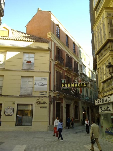 Pharmacies in Malaga