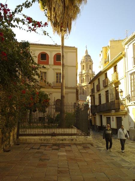 Malaga streets 4
