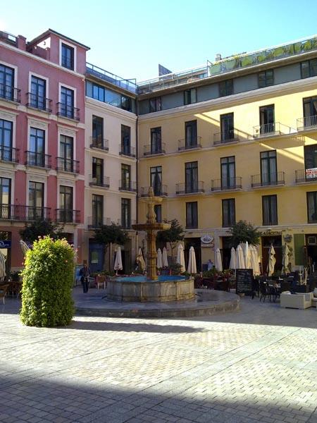 Malaga square picture  11