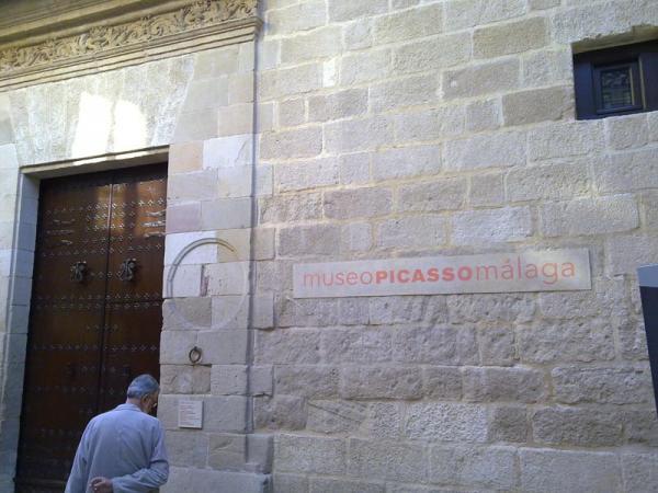 Picaso Museum in Malaga