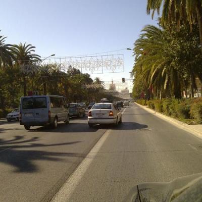 Alameda in Malaga