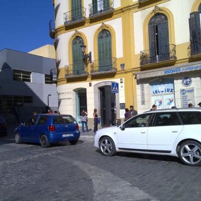 Malaga by car