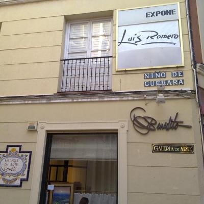 Malaga art gallery