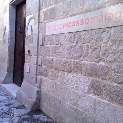 Picasso Museum in Malaga 2