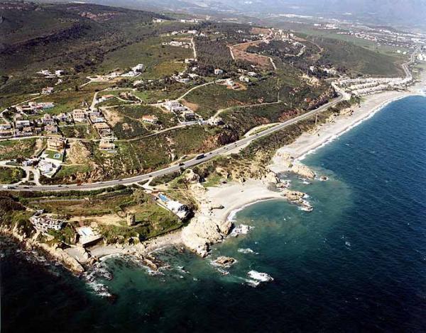 Arenas beach in Manilva