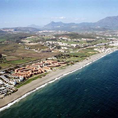 Toros beach in Manilva