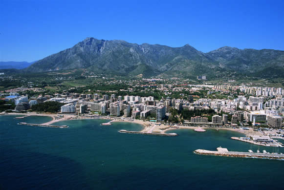 Marbella overview