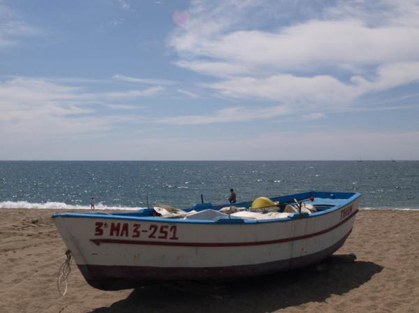 Mijas fishing boat 14