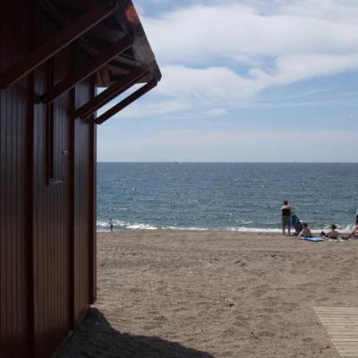 Mijas beach bar 9