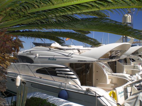Puerto Banus Yachts