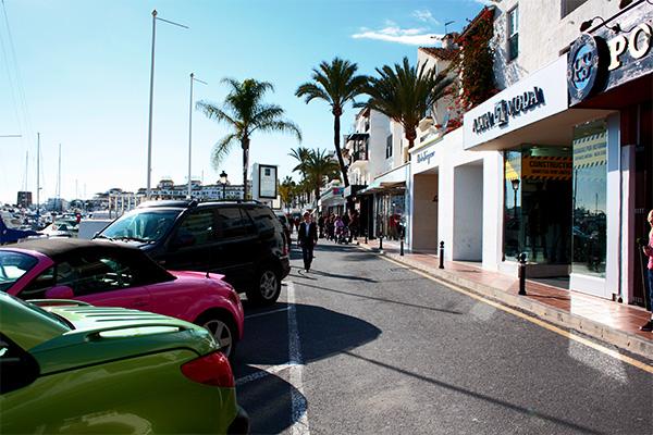 Puerto Banus - A walk nº2