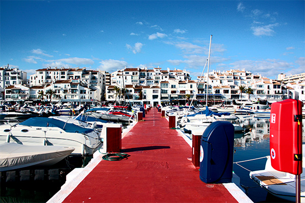 Puerto Banus and Yachts nº5
