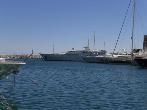 Puerto Banus yachts nº11