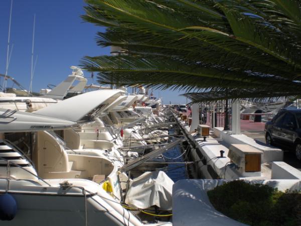Puerto Banus yachts nº4