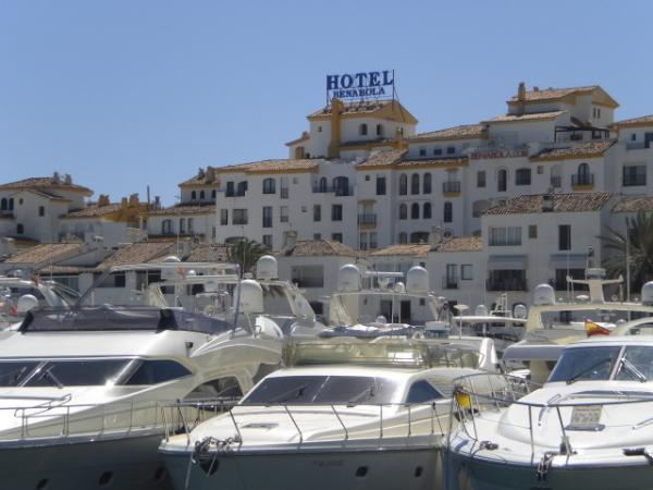 Puerto Banus yachts nº8