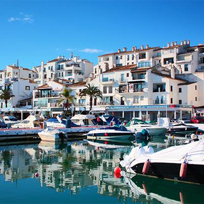 Puerto Banus and Yachts nº6