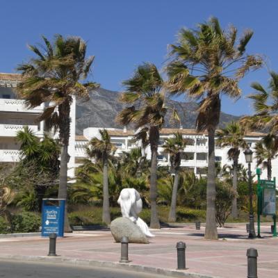 Puerto Banus Sculpture nº3