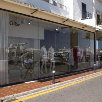 Puerto Banus shopping nº2