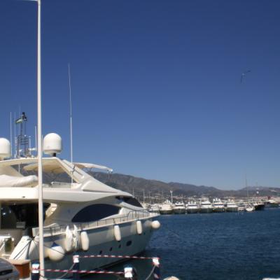 Puerto Banus yachts nº12