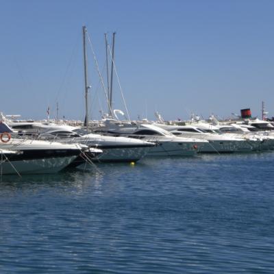 Puerto Banus yachts nº5