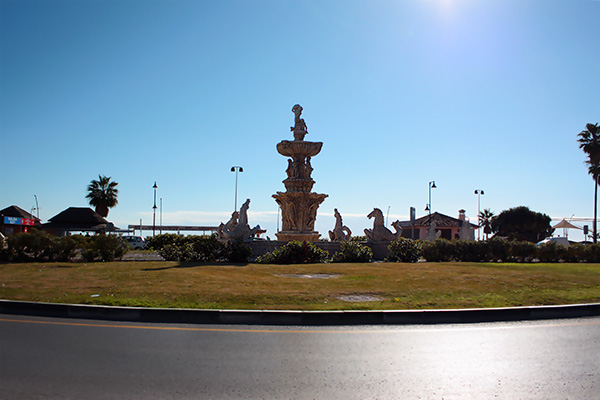 San Pedro by car 12