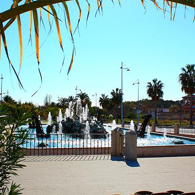 San Pedro fountain 13