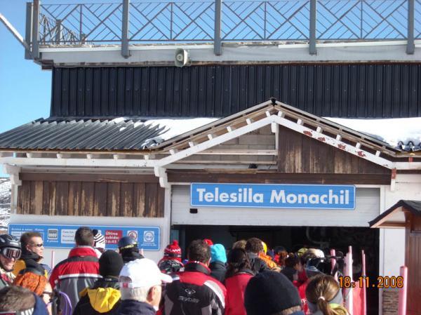 Monachil ski Chairlift  nº5