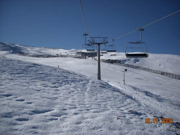 Sierra Nevada chairlifts nº11