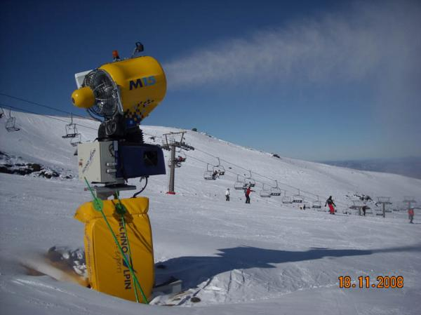 Artificial snow picture nº15