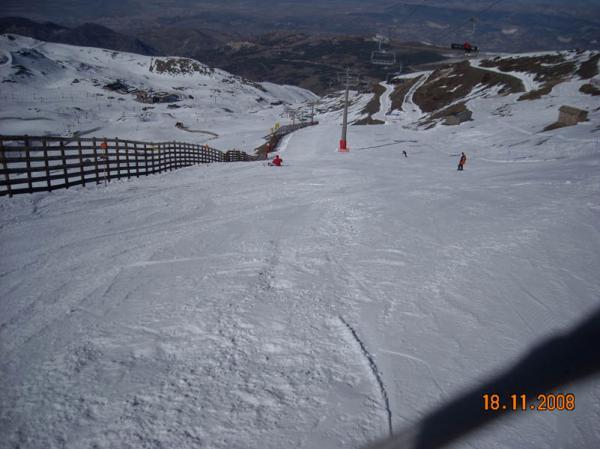 Sierra Nevada 34