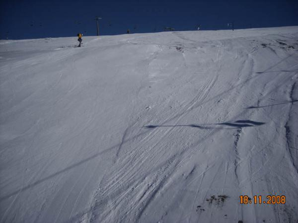 Sierra Nevada snow trails nº76