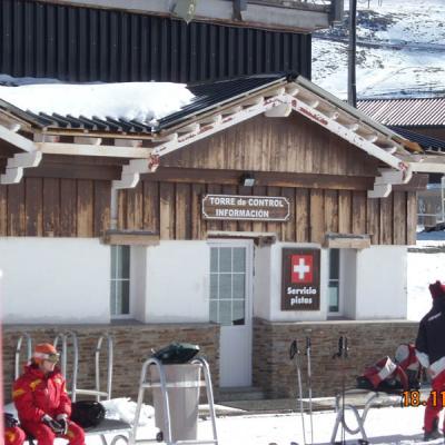 Sierra Nevada information centre