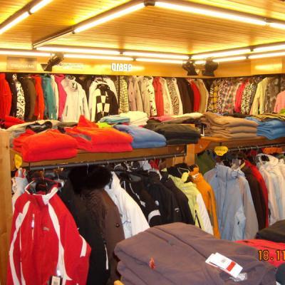 Shopping in Sierra Nevada