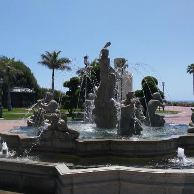 Parque de la Bateria in Torremolinos