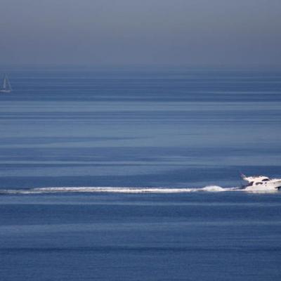 Torremolinos sea