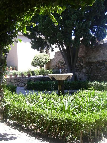 Alcazaba gardens 2
