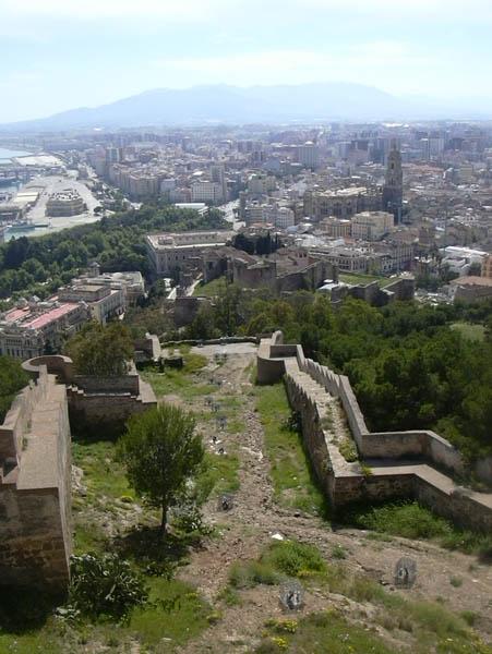 Alcazaba overview 13