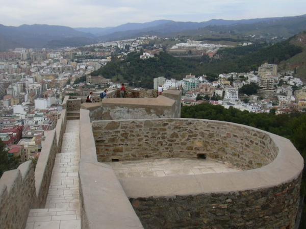 Alcazaba overview 15