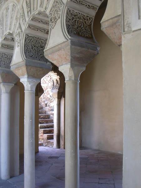 Alcazaba interior 16