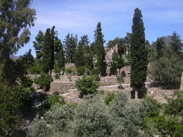 Alcazaba gardens 24