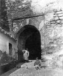 children in Alcazaba