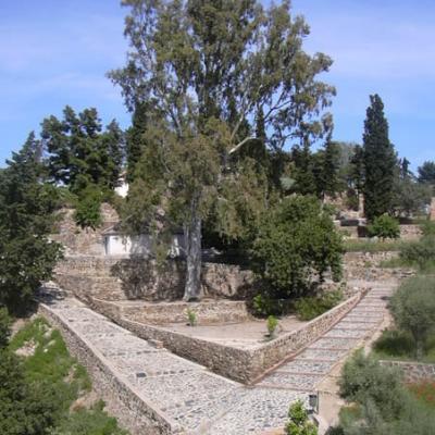 Alcazaba gardens 14