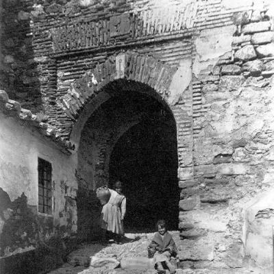 Niños en Alcazaba