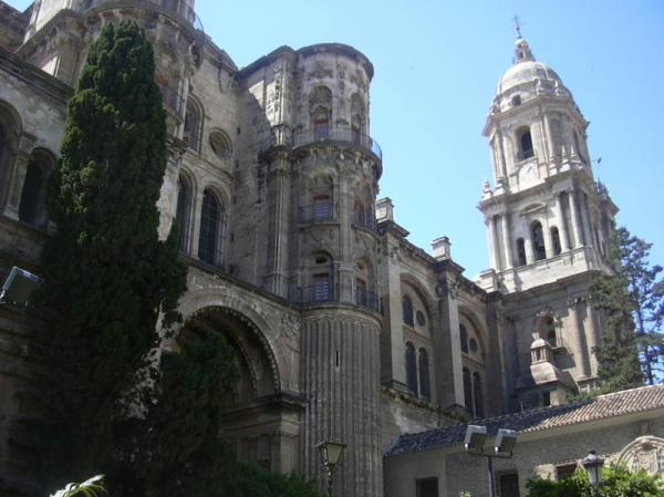 Malaga cathedral picture 3