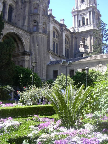 Malaga cathedral picture 10