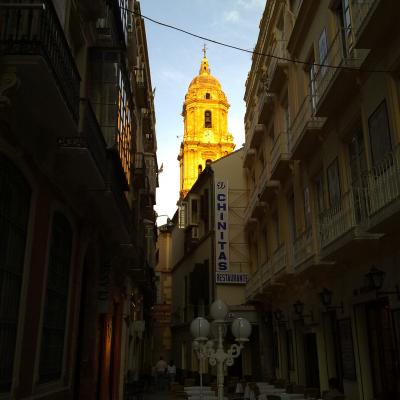 Malaga cathedral picture 2