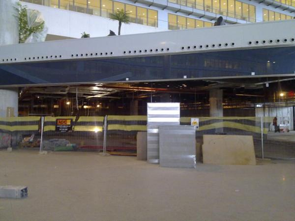 Malaga airport T3 picture 11