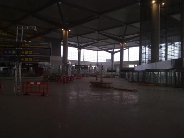 Malaga airport T3 nº16